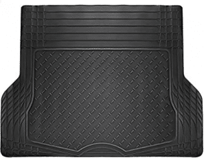 OxGord WeatherShield HD Rubber Trunk Cargo Liner Floor Mat