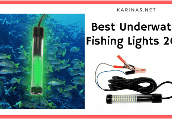 Top 10 Best Underwater Fishing Lights 2019 Review – Buyer's Guides
