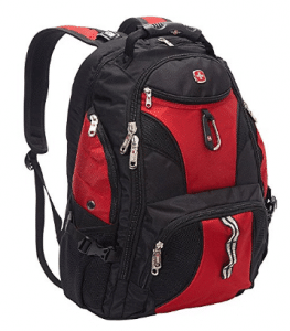 SwissGear Travel Gear 1900 Scansmart TSA Laptop Backpack