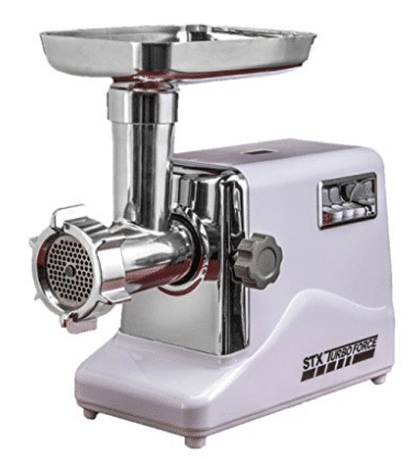 STX International Model STX-3000-TF Turboforce Electric Meat Grinder & Sausage Stuffer Kit