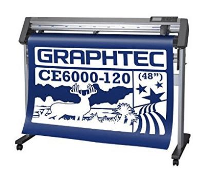 Graphtec, GRAPHTEC CE6000-120 Vinyl Cutter