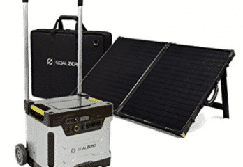 Top 10 Best Solar Generators in 2019 Reviews – Buyer's Guide