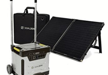 Best Solar Generators in 2017 – Buyer's guide