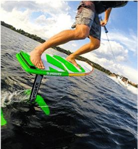 SLINGSHOT Wakefoiler Package 2018, Includes (2) Masts, Board, Complete Foil