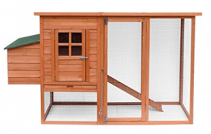 Merax Wooden Pet House Rabbit Bunny Wood Hutch House Dog House Chicken Coops Chicken Cages Rabbit Cage