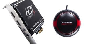 AVerMedia Technologies Inc,AVerMedia Live Gamer Portable 2, Full HD 1080p60 Recording Without PC Directly to SD Card