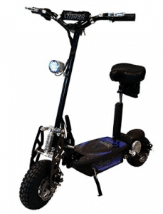 Super Cycles & Scooters, Black Super Turbo 1000watt Elite 36v Electric Scooter, Electric Scooter for adults