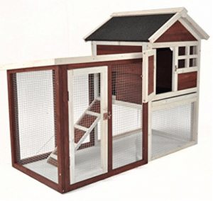Advantek The Stilt House Rabbit Hutch - Best Chicken Coops