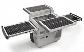 Wagan (EL2547) Solar e Power Cube 1500 Plus - Best Solar Generators
