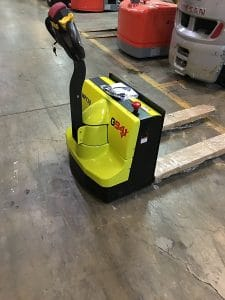 G941 Full Powered Electric Pallet Jack 3000lb.