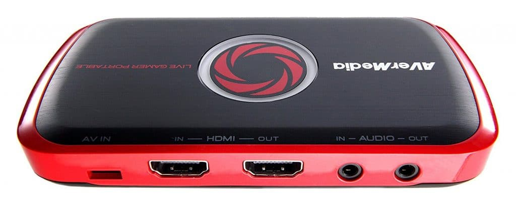 AVerMedia Live Gamer Portable, Full HD 1080p Recording Without PC Directly to SD Card