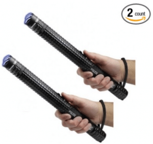 Police Force 12,000,000 Tactical Stun Stick Flashlight