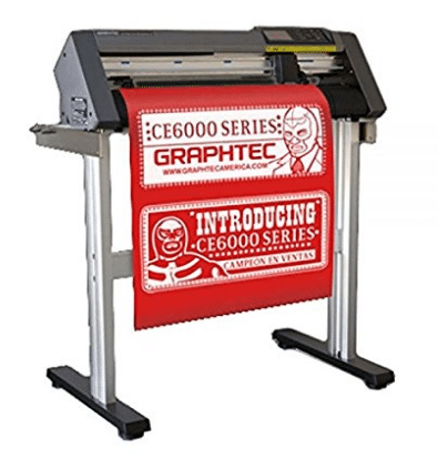 "Ving, 24"" Graphtec CE6000-60 High-Performance Vinyl Cutting Plotter"