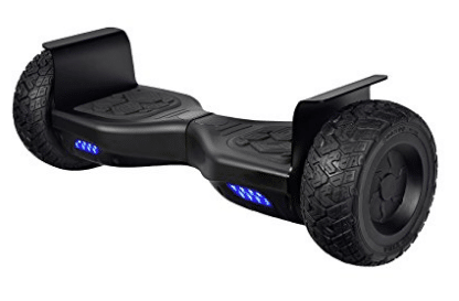 All Terrain Electric Scooter Smart Self-Balancing Wheel Bluetooth Off Road HoverBoard UL2272 Certified Approved