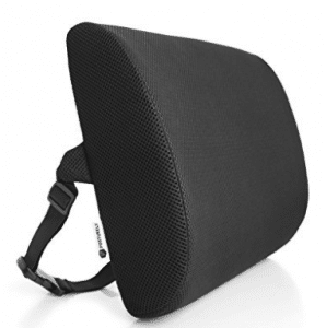 Premium Memory Foam Lumbar Support Pillows