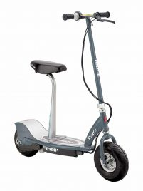 Razor E300S Seated Electric Scooter, Electric Scooter for adults