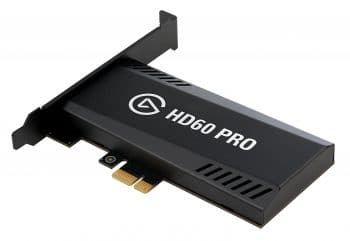 Elgato Game Capture HD60 Pro, stream and record in 1080p60, superior low latency technology