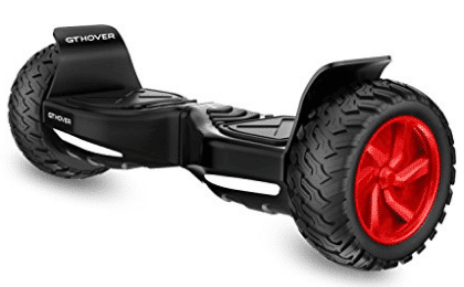 """Official GT Hover GT8 Hoverboard 8.5"""" All-Terrain - UL2272 Certified"""