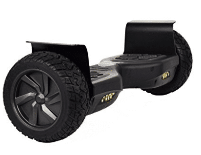 CHO H1 Off-Road Self Balancing Scooter Hoverboard - UL2272 Certified, Bluetooth Speaker 8.5'' Wheels - Off-Road Hoverboards