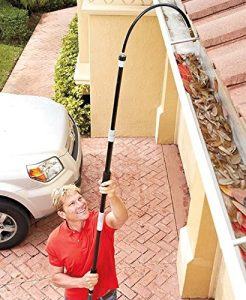 GetSet2Save, Super Blaster Home & Gutter Spray Wand - Gutter Cleaning Tools