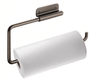 InterDesign Swivel Paper Towel Holder for Kitchen