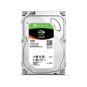 Seagate 1TB FireCuda Gaming SSHD (Solid State Hybrid Drive)