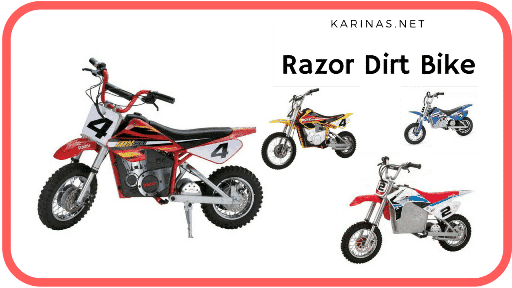 Best Razor Dirt Bikes in 2017
