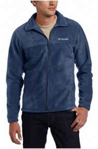 Columbia Men's Steens Mountain, Columbia Jackets for Men Full Zip Fleece 2.0