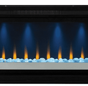 "ClassicFlame 36EB111-GRC 36"" Contemporary Built-in Electric Fireplace Inserts"