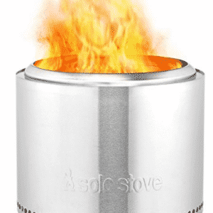 Solo Stove Bonfire - Super Efficient Backyard & Patio Fire Pit - Solo Stoves