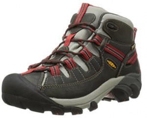 KEEN Women's Targhee II Mid WP Hiking Boot - Women's Waterproof Boots