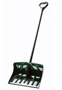 Suncast SC1350 18-Inch Snow Shovel/Pusher Combo with Wear Strip