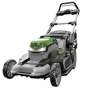 EGO Power+ 20-Inch 56-Volt Lithium-ion Cordless Lawn Mower - Push Lawn Mowers