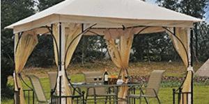 Generic O-8-O-4292-O ter W/N Garden Patio arty Sh Gazebo Canopy o Weddi 10 x 10 Garden Wedding Party Shelter