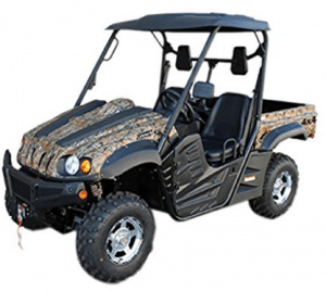 Coleman Outfitter 700 - 700cc 4WD Utility Vehicle - Off Road Go Karts