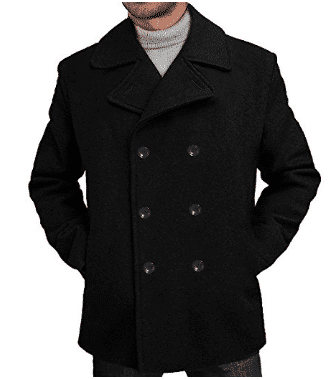 72adc3975ee Top 10 Best Wool Coats for Men Review (March