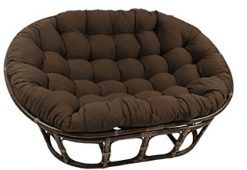 Top 10 Best Papasan Chairs With Cushion in 2018 – Reviews & Buyer's Guide
