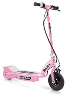 Razor E125 Electric Scooter - Electric Scooter for Kids