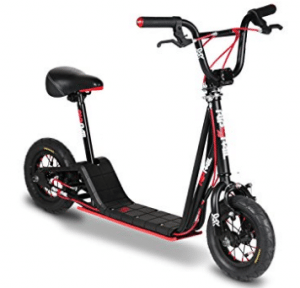 Hyper Rip Rail Scooter, Small/10-Inch - Electric Scooter with seats