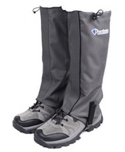 Triwonder Snow Leg Gaiters Waterproof Boot Gaiters Hiking Walking Climbing Hunting Cycling Leggings Cover