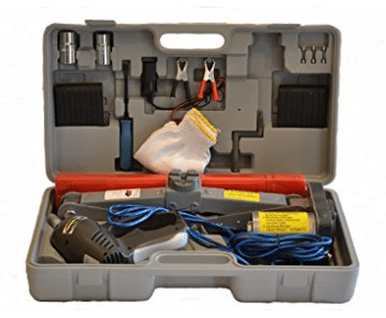 The Spare Kit Company, 3 Ton Electric Scissor Jack 12v w/ Impact Wrench 12v