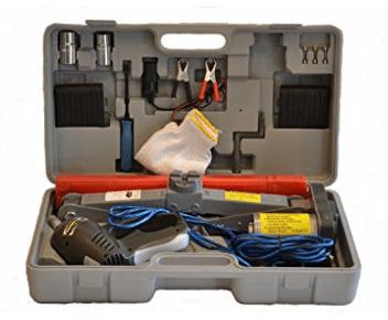 The Spare Kit Company,3 Ton Electric Scissor Jack 12v w/ Impact Wrench 12v