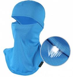 Balaclava Full Face Mask Motorcycle Helmet Liner Breathable Multipurpose Outdoor Sports Wind Proof Dust Head Hood - Winter Face Masks