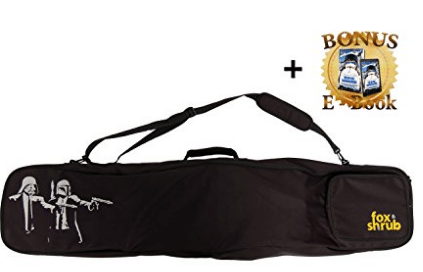 Fox & Shrub Snowboard bag - Snowboard Bags