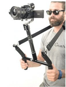 Glide Gear Geranos VII 3 Axis Gyro Motorized DSLR