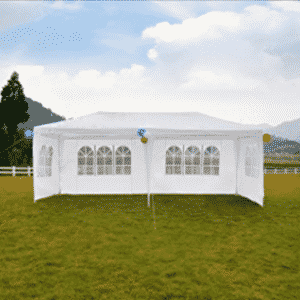 GOJOOASIS Canopy Tent Wedding Party Tent Outdoor - Wedding Canopy