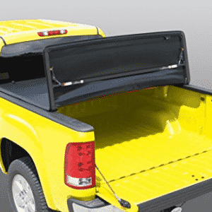 Rugged Liner E3-F5509 Soft Vinyl Tonneau Cover for Ford F-150 Pickup, Truck Bed Covers