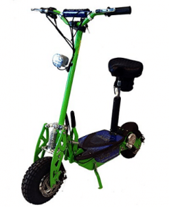 Super Turbo 1000watt Elite 36v Electric Scooter - Electric Scooter with seats