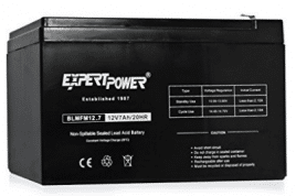 ExpertPower 12V 7 Amp EXP1270 Rechargeable Lead Acid Battery - Best Scooter Batteries