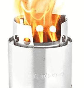 Solo Stove Lite - Compact Wood Burning Backpacking Stove - Solo Stoves